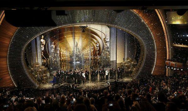 Leonardo DiCaprio y los otros ganadores del Óscar - Sputnik Mundo