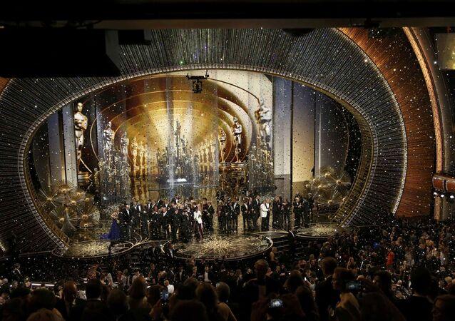 Ganadores del premio Oscar de 2016
