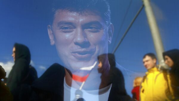 Imagen de Borís Nemtsov - Sputnik Mundo
