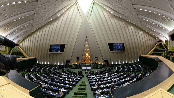 El Parlamento de Irán (archivo) - Sputnik Mundo