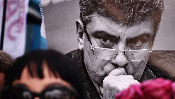 Borís Nemtsov - Sputnik Mundo