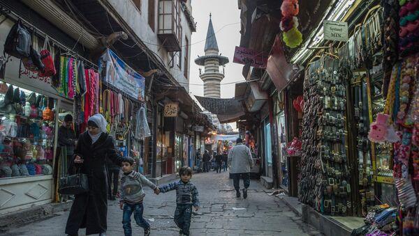 Damasco pacífico - Sputnik Mundo