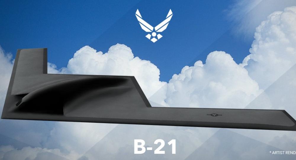Esbozo del B-21