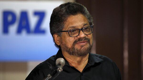 Iván Márquez, jefe de la guerrilla FARC - Sputnik Mundo