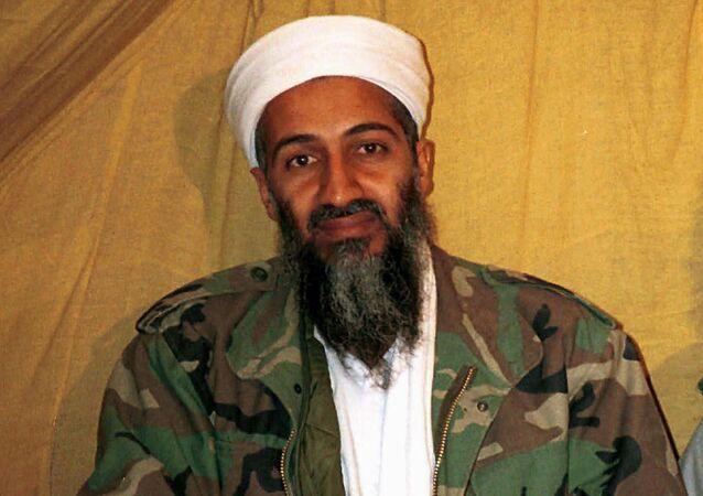 Osama bin Laden, el líder del grupo terrorista Al Qaeda
