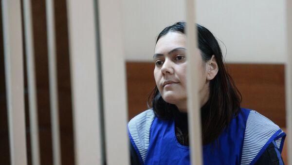 La niñera Gulchejra Bobokúlova en la corte - Sputnik Mundo