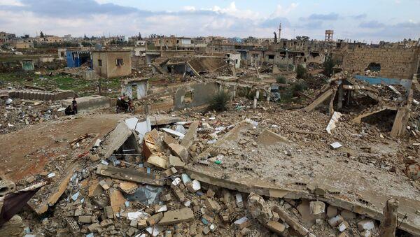 La provincia siria de Deraa - Sputnik Mundo