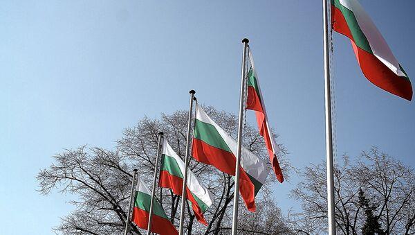 Banderas de Bulgaria - Sputnik Mundo