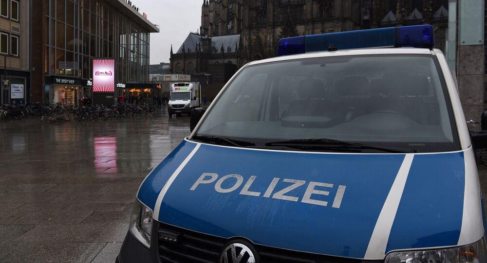 Policía de Colonia (archivo)