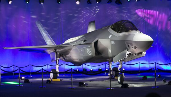 F-35, el caza estadounidense de quinta generación más recientemente desarrollado - Sputnik Mundo