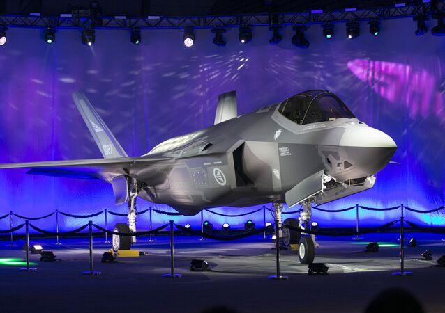 F-35, el caza estadounidense de quinta generación más recientemente desarrollado