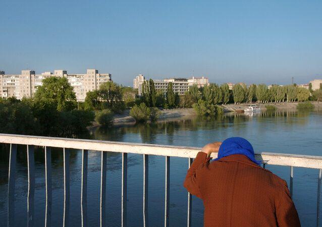 La ciudad de Tiráspol