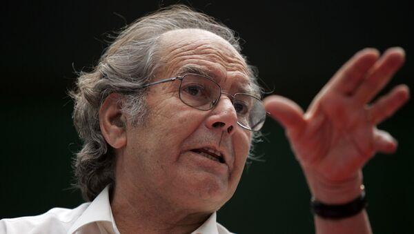 Adolfo Pérez Esquivel, Premio Nobel de la Paz 1980 (archivo) - Sputnik Mundo