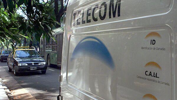 La empresa Telecom - Sputnik Mundo