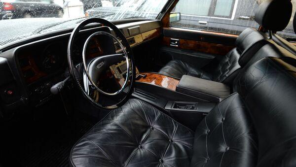 Automóvil ZIL (archivo) - Sputnik Mundo