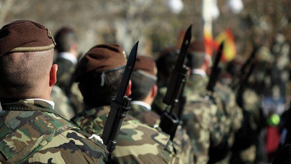 Soldados (imagen referencial) - Sputnik Mundo