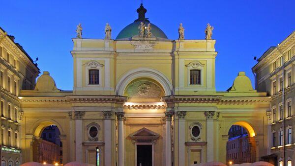 Iglesia de Santa Catalina (San Petersburgo) - Sputnik Mundo