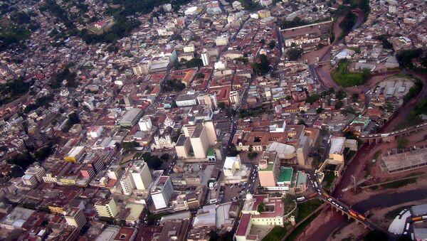 Tegucigalpa - Sputnik Mundo