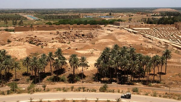 Babilonia, Irak (archivo) - Sputnik Mundo