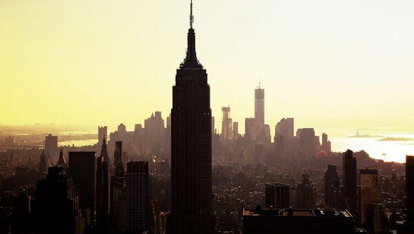 La ciudad de Nueva York - Sputnik Mundo