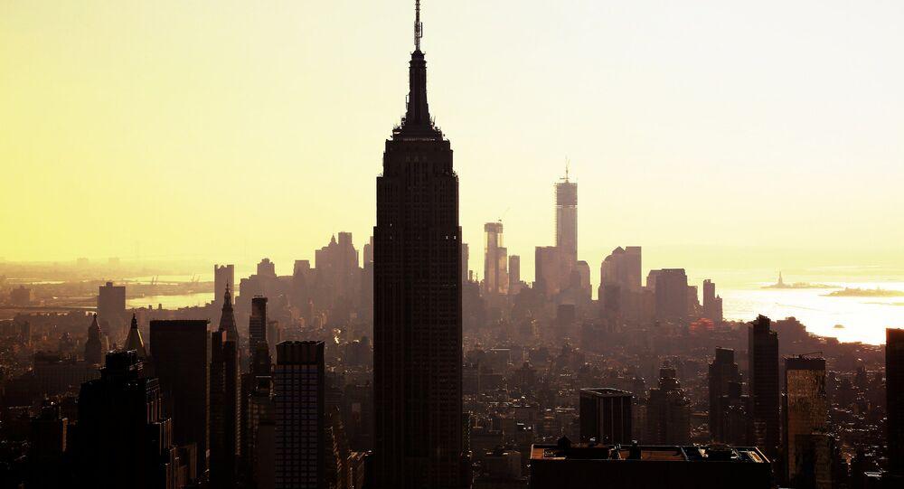 La ciudad de Nueva York