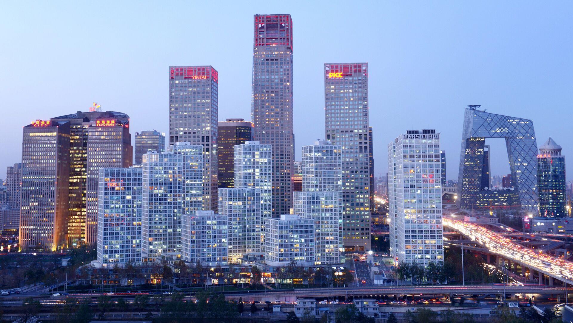Pekín, la capital de China - Sputnik Mundo, 1920, 06.10.2020
