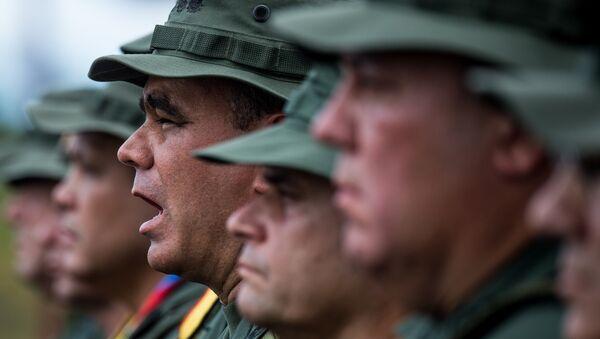 Ministro de Defensa de Venezuela, Vladimir Padrino - Sputnik Mundo