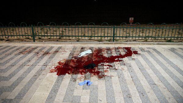 Una víctima israelí y cuatro agresores palestinos, muertos en diversos ataques - Sputnik Mundo