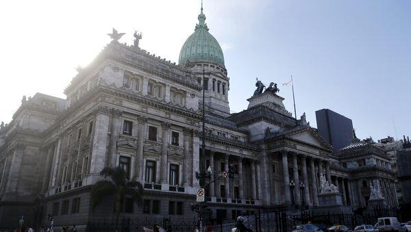 Congreso Nacional de Argentina - Sputnik Mundo