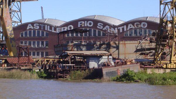 Astillero Rio Santiago - Sputnik Mundo