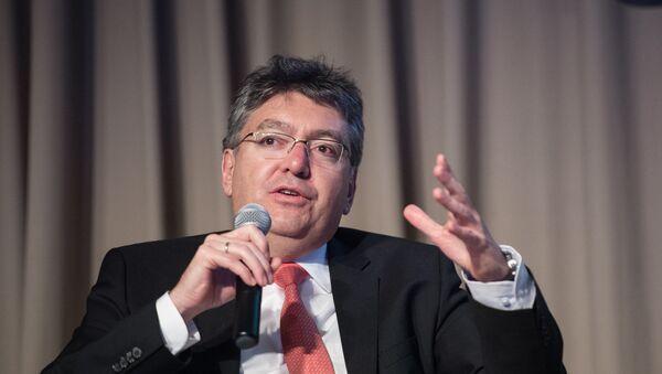 Mauricio Cárdenas, ministro de Hacienda de Colombia - Sputnik Mundo