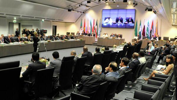 La cumbre de OPEP (archivo) - Sputnik Mundo