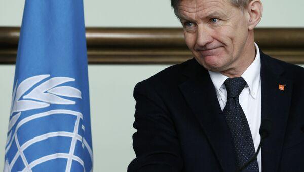 Jan Egeland, el coordinador humanitario del Enviado Especial de la ONU para Siria - Sputnik Mundo