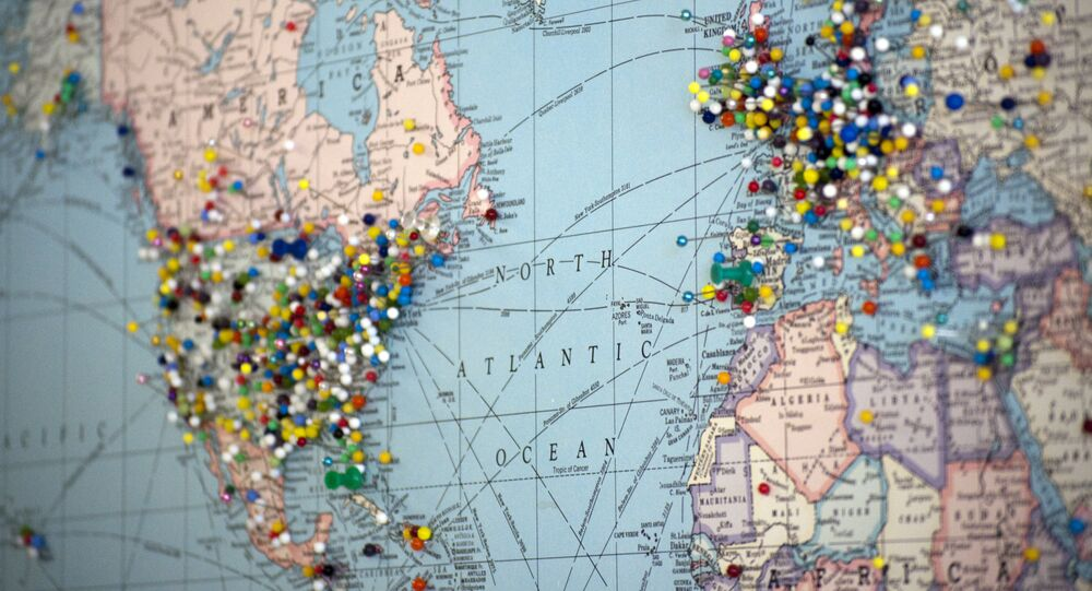 Un mapa