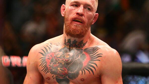 Conor McGregor, el famoso peleador irlandés - Sputnik Mundo