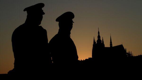 La Policía checa - Sputnik Mundo