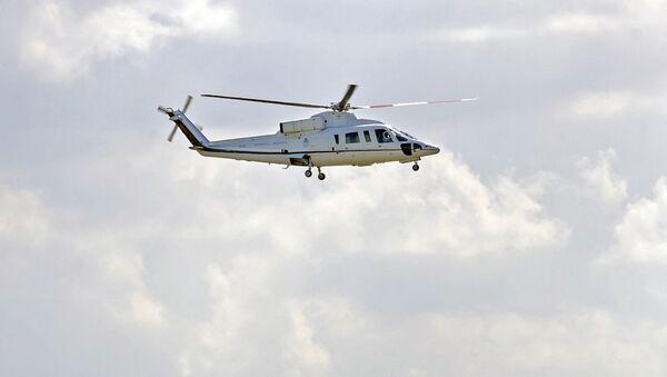 Helicóptero presidencial, Argentina (archivo) - Sputnik Mundo