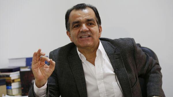 El excandidato presidencial Óscar Iván Zuluaga - Sputnik Mundo