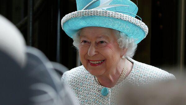 Isabel II, la manarca del Reino Unido - Sputnik Mundo