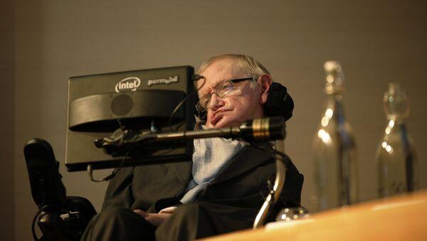 Stephen Hawking - Sputnik Mundo