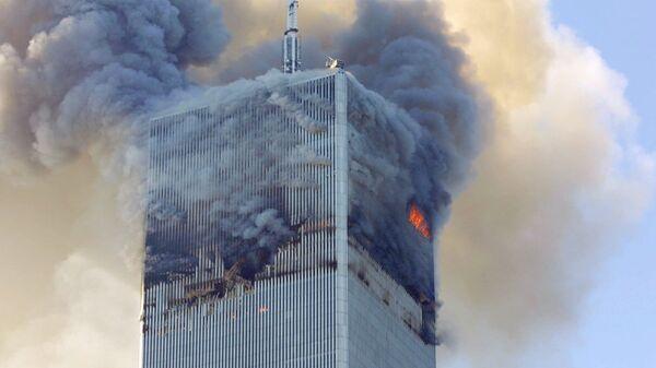 Atentados del 11 de septiembre de 2001 en EEUU (Archivo) - Sputnik Mundo