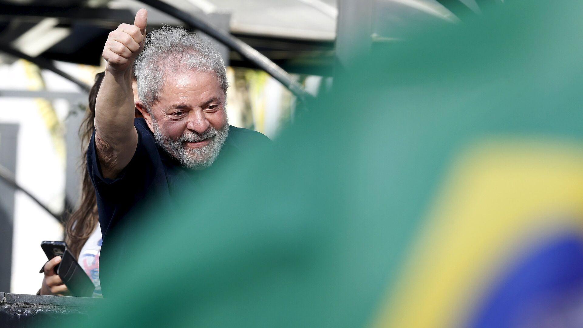 Luiz Inácio Lula da Silva, expresidente de Brasil - Sputnik Mundo, 1920, 07.07.2021