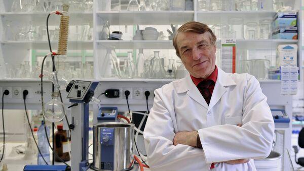Ivars Kalvins, director del Instituto de Síntesis Orgánica de Letonia - Sputnik Mundo