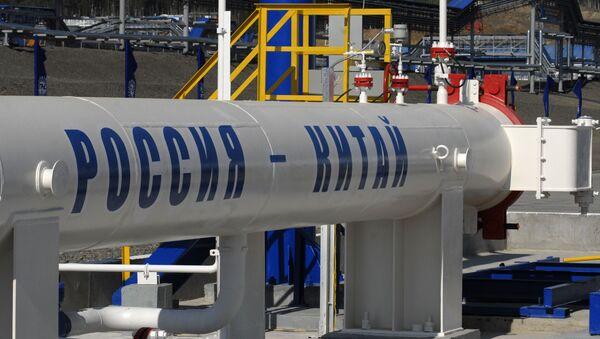 El oleoducto Daqing-Skovódino - Sputnik Mundo