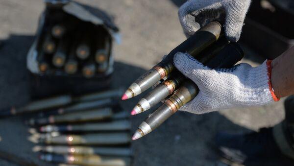 Planta de municiones de Lugansk asegura cubrir las necesidades de las milicias de Donbás - Sputnik Mundo