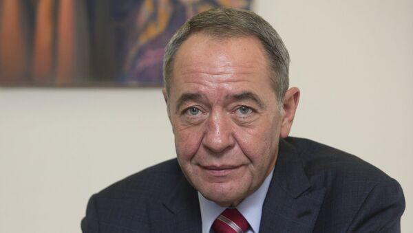 Mijaíl Lesin, exministro de comunicaciones de Rusia (archivo) - Sputnik Mundo