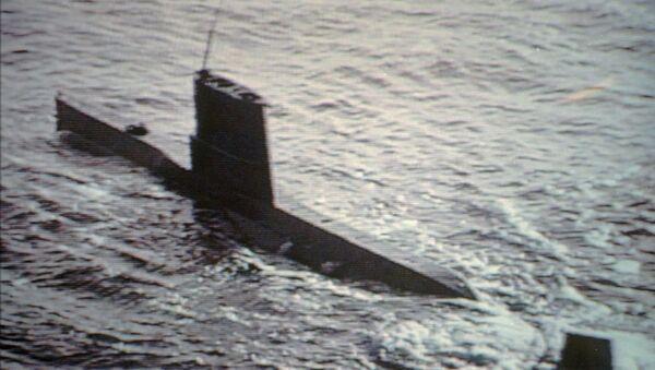 Submarino de Corea del Norte - Sputnik Mundo
