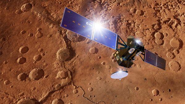 ExoMars, modelo - Sputnik Mundo
