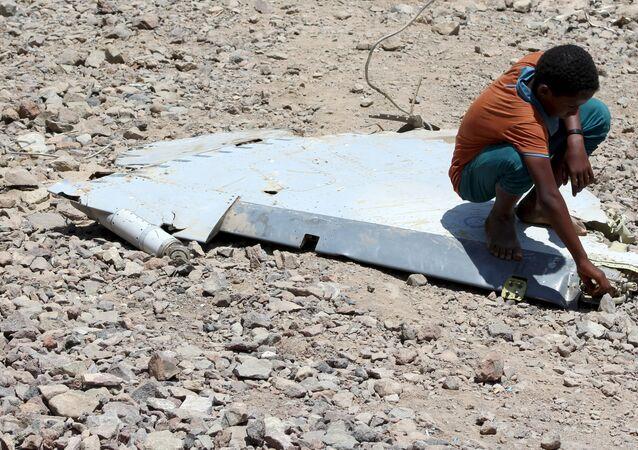 Situación en Yemen (archivo)
