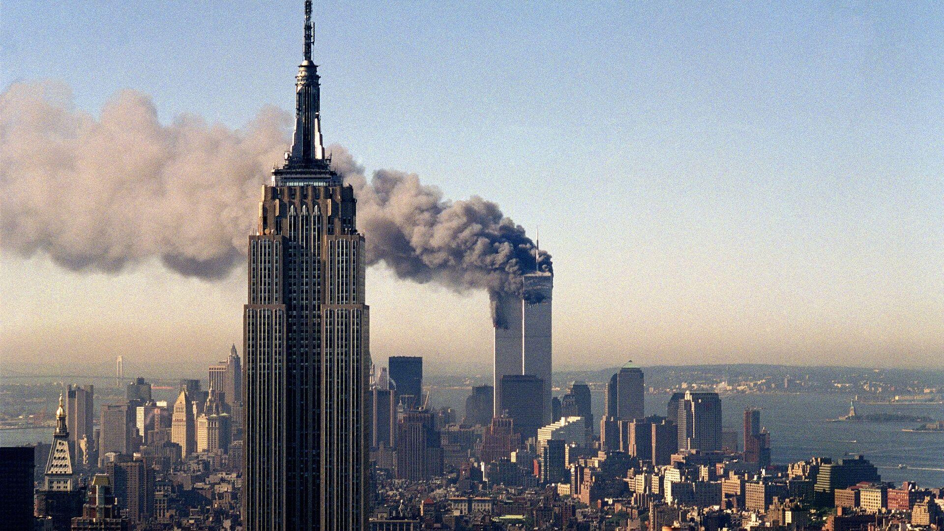 Atentados del 11 de septiembre de 2001 en EEUU - Sputnik Mundo, 1920, 09.08.2021